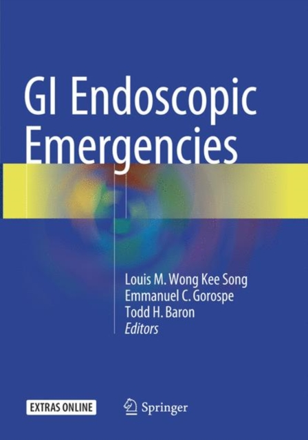 GI Endoscopic Emergencies