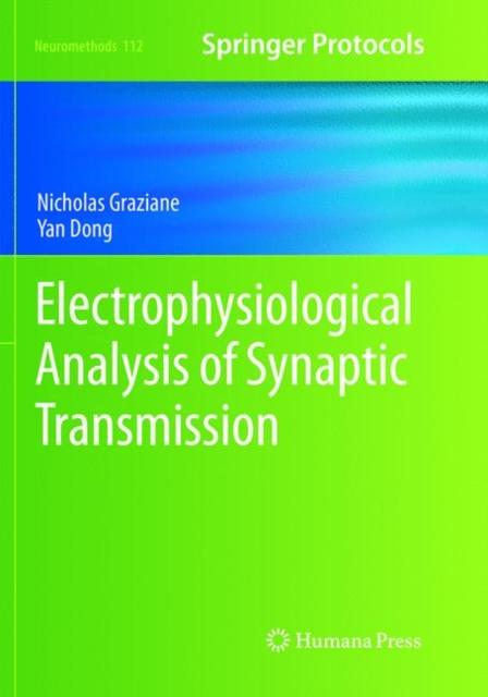 Electrophysiological Analysis of Synaptic Transmission