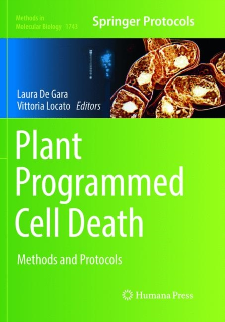 Plant Programmed Cell Death