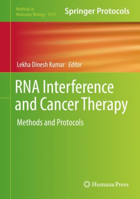 RNA Interference and Cancer Therapy