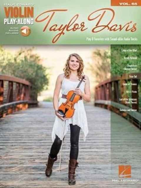 Violin Play-Along Volume 65