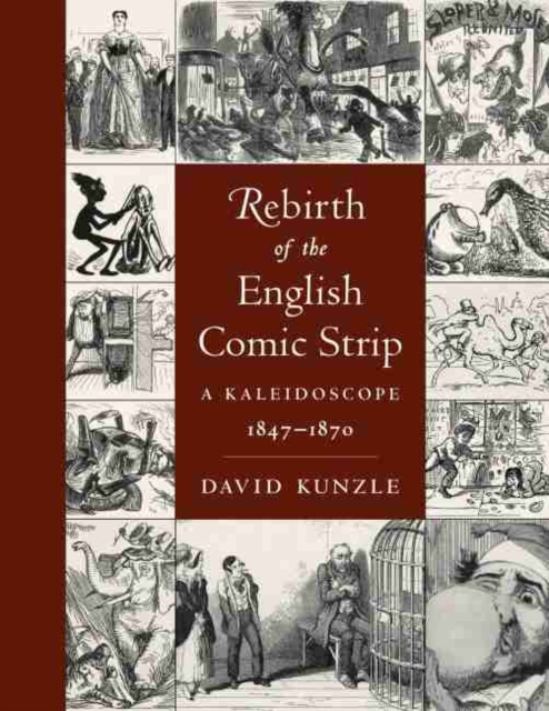 Rebirth of the English Comic Strip