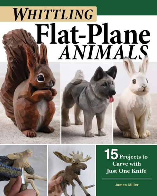 Whittling Flat-Plane Animals