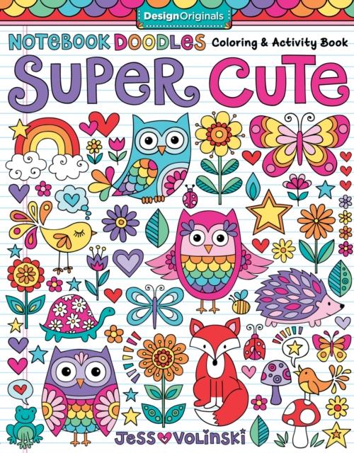 Notebook Doodles Super Cute