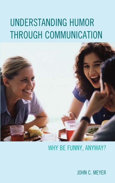 Understanding Humor through Communication