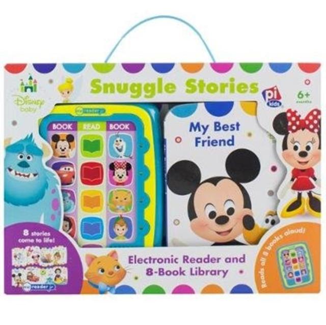 Disney Baby Snuggle Stories   Me Reader