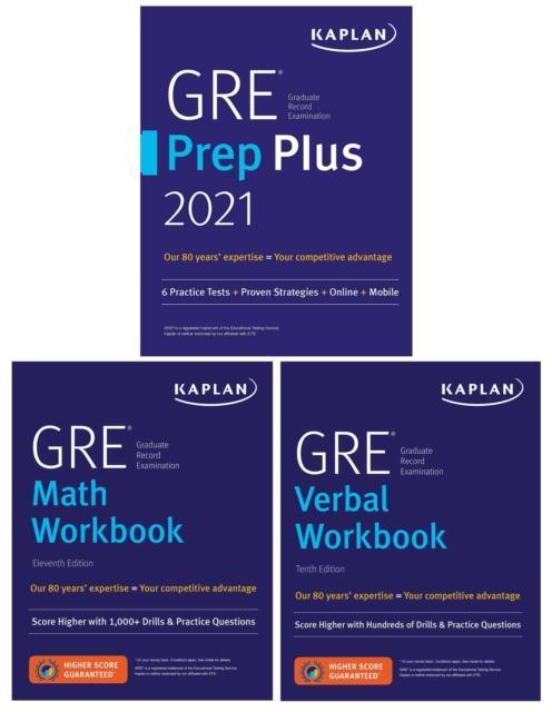 GRE Complete 2021