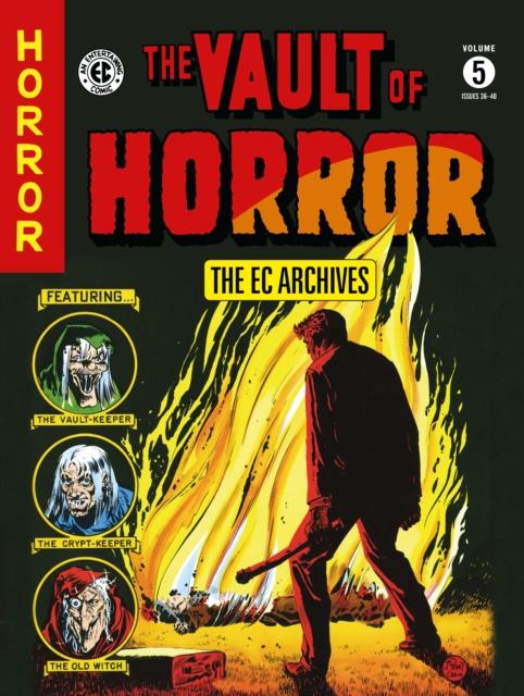 Ec Archives: Vault Of Horror Volume 5