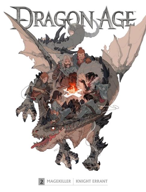 Dragon Age Library Edition Volume 2