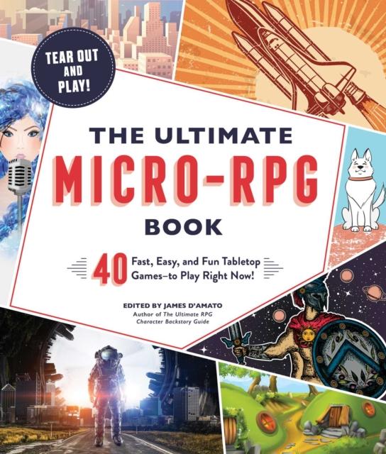 Ultimate Micro-RPG Book