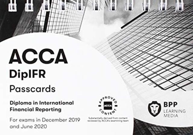 DipIFR Diploma in International Financial Reporting