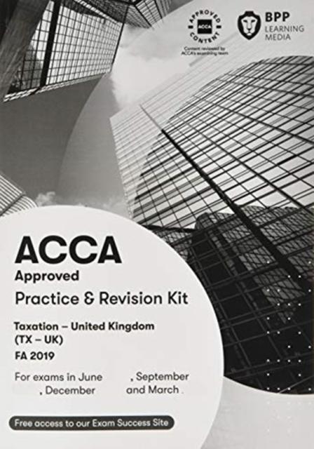 ACCA Taxation FA2019