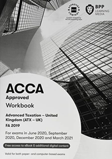 ACCA Advanced Taxation FA2019