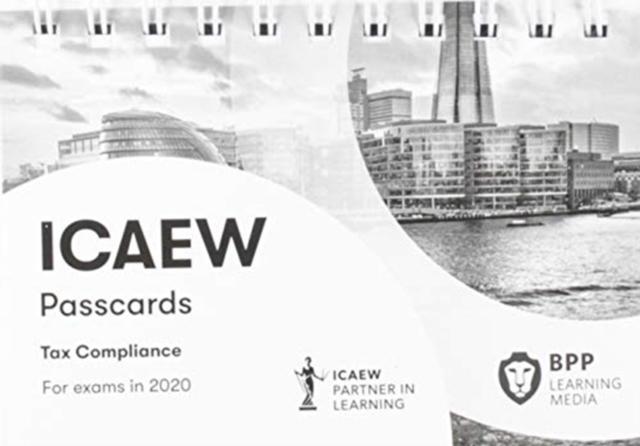 ICAEW Tax Compliance