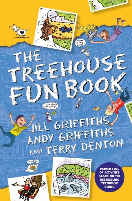 Treehouse Fun Book