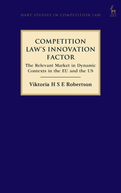 Competition Law's Innovation Factor