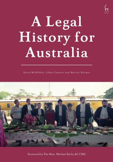 Legal History for Australia