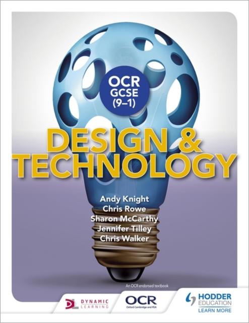 OCR GCSE (9-1) Design and Technology