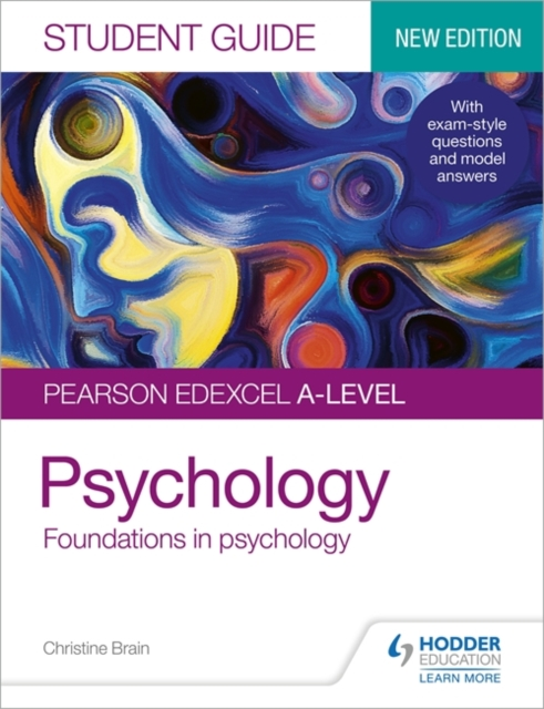 Pearson Edexcel A-level Psychology Student Guide 1: Foundations in psychology