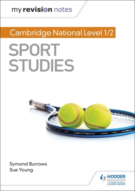 My Revision Notes: Cambridge National Level 1/2 Sport Studies