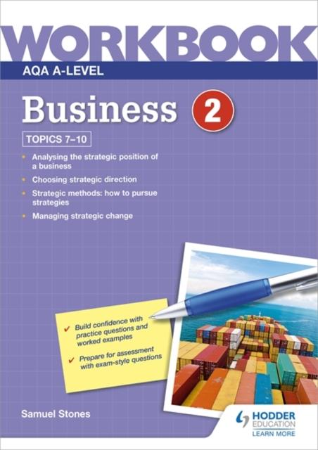 AQA A-Level Business Workbook 2