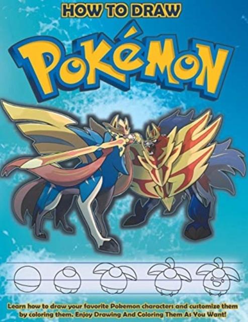 Pokemon How To Draw