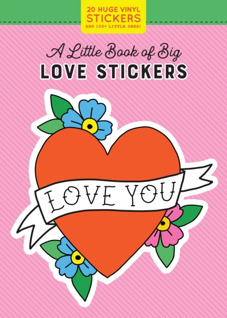 Little Book of Big Love Stickers