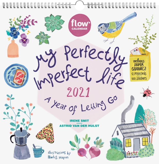 2021 Flow My Perfectly Imperfect Life Calendar