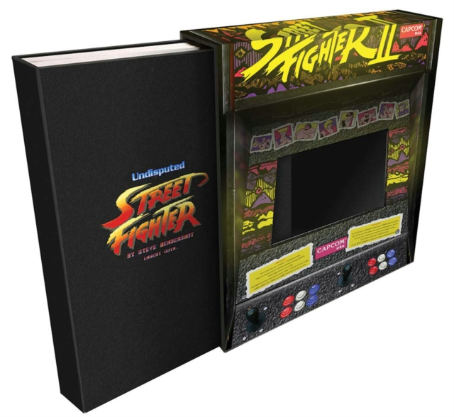 Undisputed Street Fighter Deluxe Edition: A 30th Anniversary Retrospective