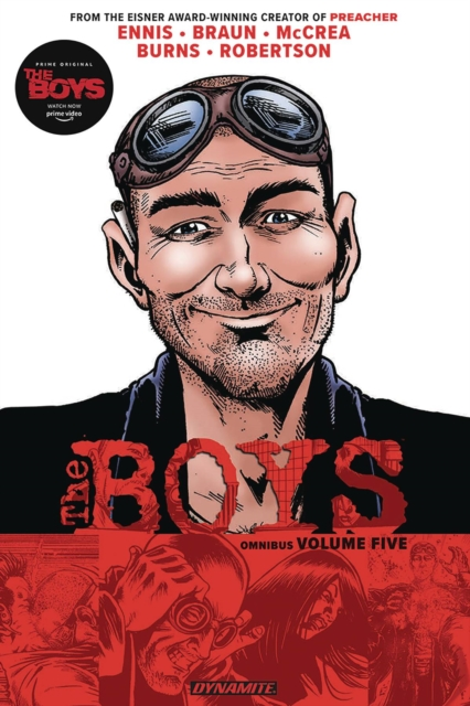 Boys Omnibus Vol. 5