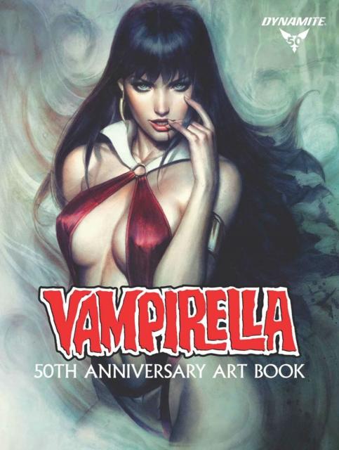 Vampirella 50th Anniversary Artbook