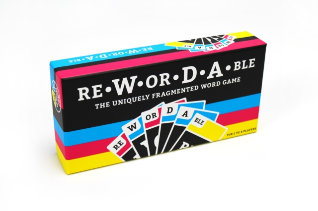 Rewordable - The Uniquely Fragmented Word Game