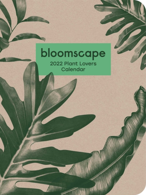 Bloomscape Plant Lovers 2022 Weekly Planner Calendar