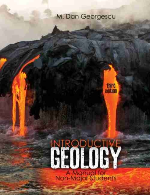 Introductive Geology: A Manual for Non-Major Students