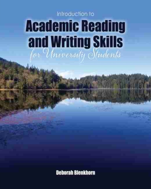 Introduction to Academic Reading and Writing Skills for University Students