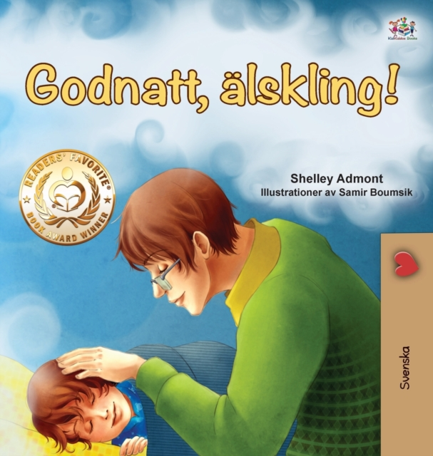 Goodnight, My Love! (Swedish Book for Kids)