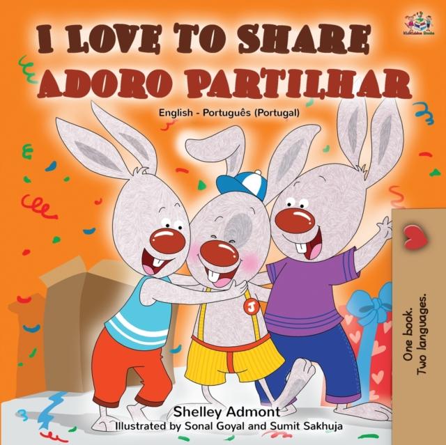 I Love to Share Adoro Partilhar