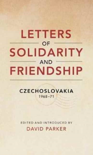 Letters of Solidarity and Friendship