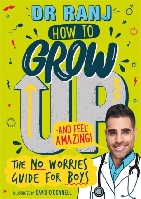 How to Grow Up and Feel Amazing!