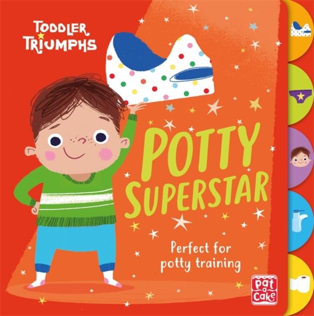 Toddler Triumphs: Potty Superstar