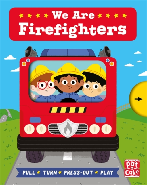 Job Squad: We Are Firefighters
