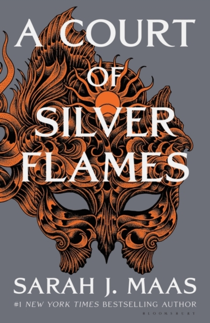 Court of Silver Flames (Hardback)