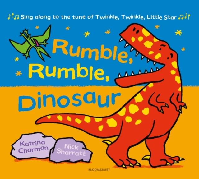 Rumble, Rumble, Dinosaur