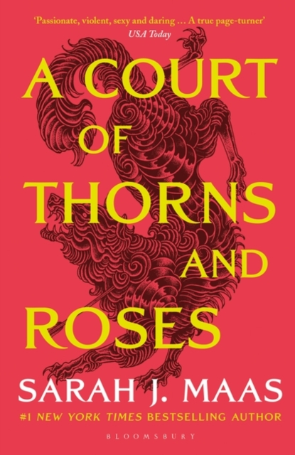A Court of Thorns and Roses (Book 1)
