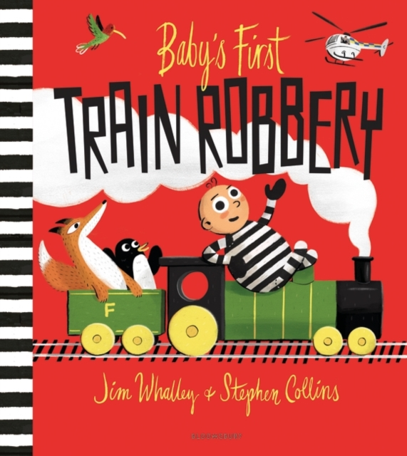 Baby's First Train Robbery