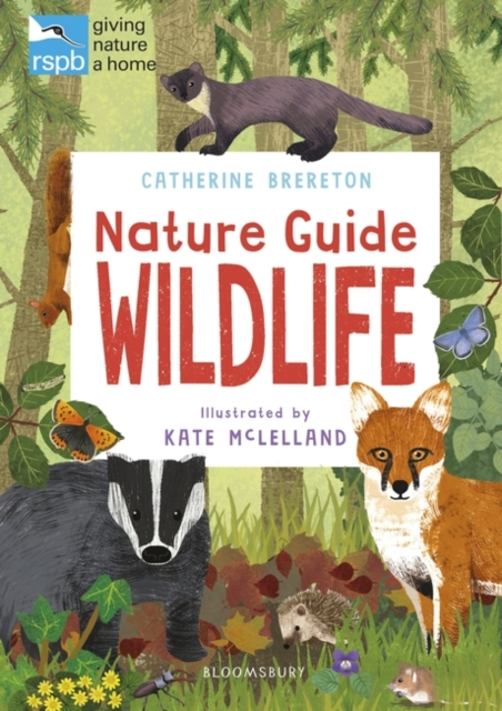 RSPB Nature Guide: Wildlife