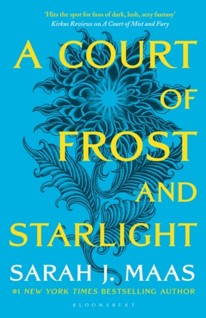 A Court of Frost and Starlight (A Court of Thorns and Roses Tale)