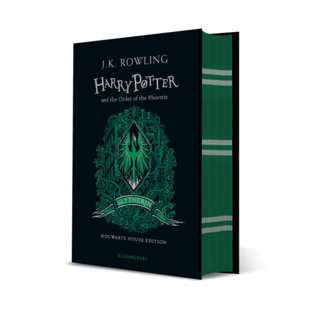 Harry Potter and the Order of the Phoenix - Slytherin Edition Hardback