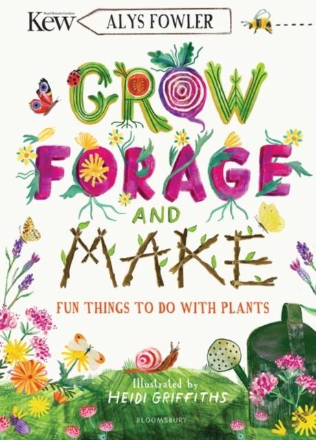 KEW: Grow, Forage and Make