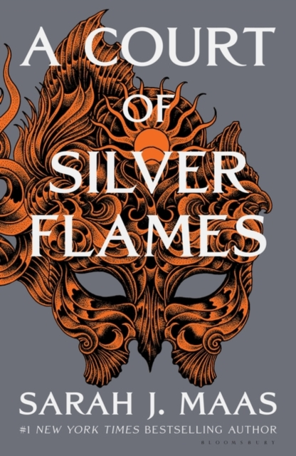 A Court of Silver Flames (A Court of Thorns and Roses Book 4) (Paperback)